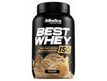 Best Whey Iso 900g Pão De Mel - Atlhetica Nutrition -