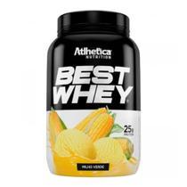 Best Whey - Sabor Milho Verde - Atlhetica Nutrition 900g -