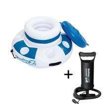 Bestway Kit Cooler Inflável e Bomba de Ar -