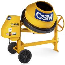 Betoneira 400 Litros Monofásica 2cv 220v CS 400 L CSM -