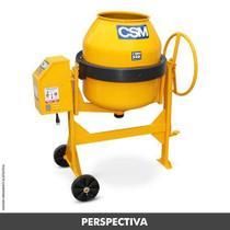 Betoneira cs-150l painel mono 0,5cv 127v csm -