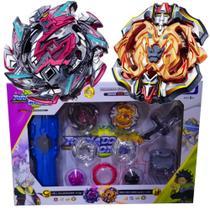 Beyblade Booster Salamander x Archer Hercules - Storm Gyro
