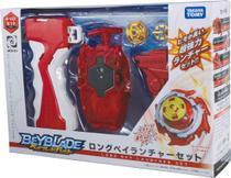 Beyblade Burst Z B-123 Takara Tomy Bey launcher Longo -