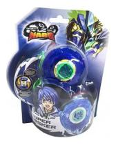 Beyblade Infinity Nado Com Lançador Splitting Super Whisker - candide