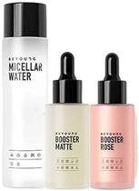 Beyoung Booster matte 29ml + Booster Rose + Demaquilante Micellar Water