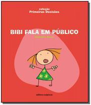 Bibi fala em público - Scipione -
