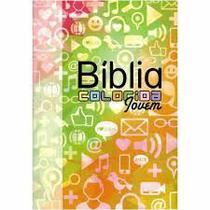 Bíblia Colorida Jovem - Brochura - Capa Redes Sociais - Bvbooks