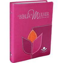 Biblia da mulher, a - leitura, devocional, estudo - Sbb - Sociedade Biblia Do Bras