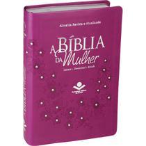 Biblia Da Mulher Media Vinho Diamante Ra - Sociedade