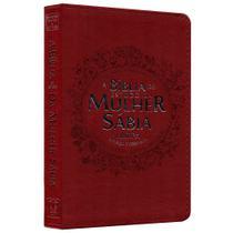 Biblia da Mulher Sabia Buque Bordo - Casa Publicadora Paulista