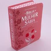 Biblia Da Mulher Sábia Tulipa Pink - Cpp