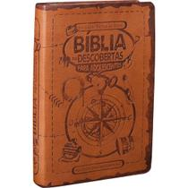 Bíblia das Descobertas Para Adolescentes - Sbb -