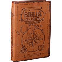 Bíblia Das Descobertas Para Adolescentes - Sbb