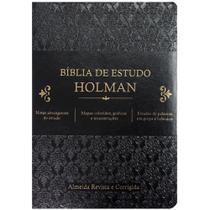 Bíblia de Estudo Holman CPAD -