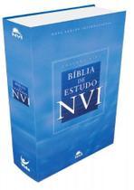 Bíblia de Estudo NVI Capa Dura - Vida