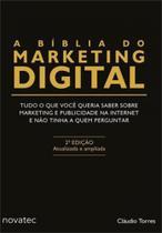 Biblia do marketing digital, a - Novatec -