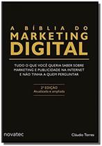 Biblia do marketing digital, a - novatec -