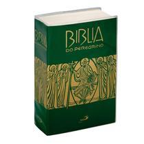 Biblia do peregrino - capa cristal - Paulus -