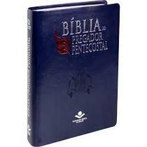 Bíblia Do Pregador Pentecostal Naa - Sbb