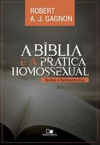 Bíblia e a prática homossexual + Marca Página - Vida Nova