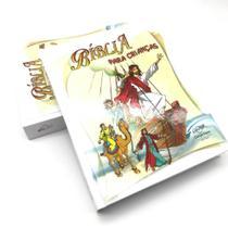 Biblia Infantil para Crianças Ilustrada Cancao Nova - Canção nova -