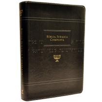 Bíblia Judaica Completa - Capa Preta - David Stern - Vida -