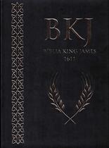 Biblia king james 1611 - letra ultra gigante luxo - Bv Films Biblia