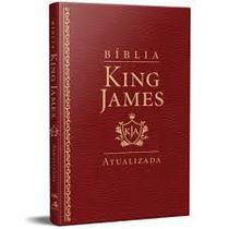 Bíblia King James Atualizada Slim Kja Vinho - Art Gospel