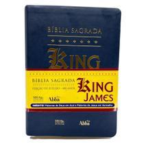 Bíblia King James de Estudo - Edição Comemorativa 400 Anos - Sbia