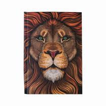 Biblia Lettering Leão Colorido - Jesus Copy -