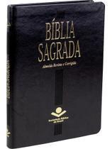 Bíblia Sagrada Almeida Revista E Corrigida  Slim Sbb - Sociedade Bíblica Do Brasil
