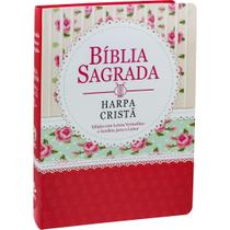 Bíblia Sagrada Com Harpa Cristã - Letra Gigante - Sbb