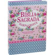 Bíblia Sagrada Com Harpa Cristã - Letra Grande - Cpad