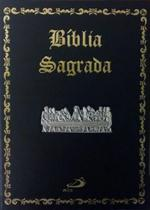 Bíblia Sagrada edição Pastoral - Luxo - Santa Ceia - Paulus -