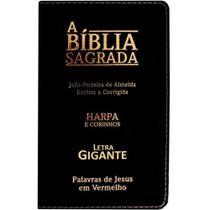 Biblia Sagrada Evangelica Nova Letra Gigante - Pae Editora