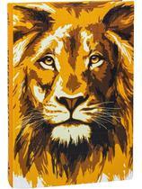 Bíblia Sagrada Leão Dourado - Nova Almeida Atualizada - Sbb