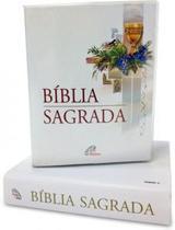 Bíblia Sagrada - Nova tradução na linguagem de hoje (Bolso/Eucaristia) - Paulinas -