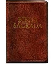 Bíblia Sagrada - Nova tradução na linguagem de hoje (média - zíper marrom) - Paulinas
