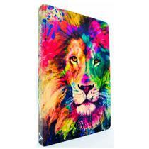 Bíblia Sagrada Slim - ACF - Leão Color - Ebenezer -