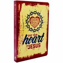 Bíblia Sagrada Slim Coração - NVI - Art Gospel