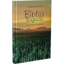 Bíblia Sagrada Tradicional - Almeida Revista e Atualizada - Sbb