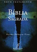 Bíblia Sagrada -  versão palavra viva - Editora Danprewan -