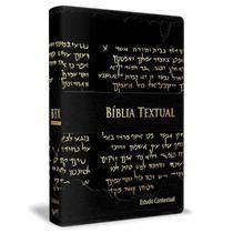 Bíblia Textual - Estudo Contextual BTX - Preta -