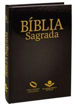 Bíblias Sagrada Nova Almeida Atualizada Capa Dura - Sbb
