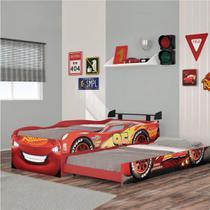 Bicama Infantil Carros Disney Fun - Pura Magia - Casatema