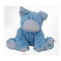 Bichinho de Pelúcia Cachorrinho Peteca Azul Zip Toys -