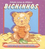 Bichinhos - colecao esconde-esconde letras do alfa - Cms -