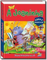 Bichos divertidos em 3d: joaninha, a - Todolivro -