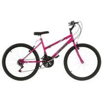 Bicicleta 24 18v Feminina UMF24 Ultra bikes -
