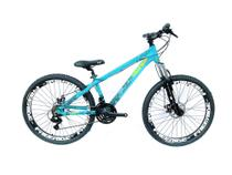 Bicicleta 26 Freeride Vikingx Tuff30 21v Imp/Shimano Freio Disco -